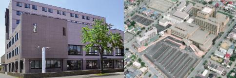 釧路労災看護学校へ学校見学