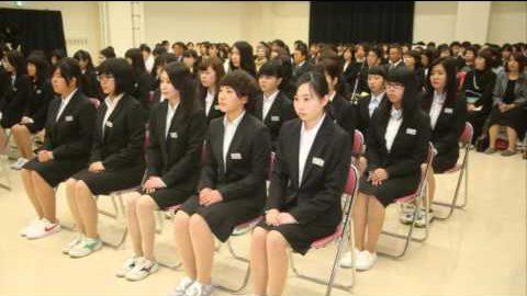 釧路労災看護専門学校画像